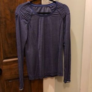 Long Sleeve Lululemon Shirt